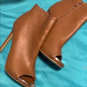Heel boots/SOLD